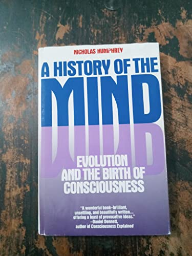 9780671686444: A History of the Mind