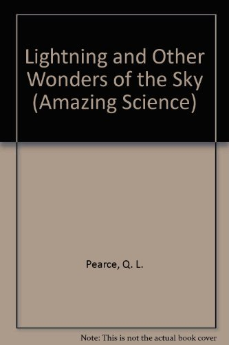 9780671686482: Lightning and Other Wonders of the Sky (Amazing Science)