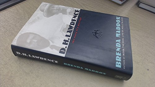 D.H. Lawrence: The Story of a Marriage: Brenda Maddox