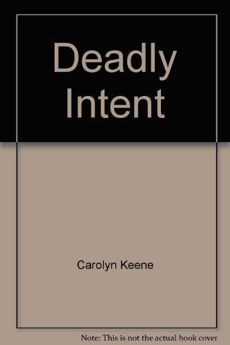 9780671687274: Deadly Intent (Nancy Drew Casefiles, Case 2)
