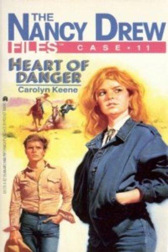 9780671687281: Heart of Danger (Nancy Drew Casefiles, Case 11)