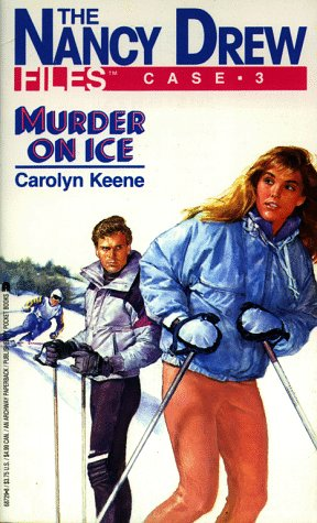 9780671687298: Murder on Ice (Nancy Drew Files)