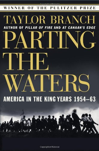 9780671687427: Parting the Waters : America in the King Years 1954-63