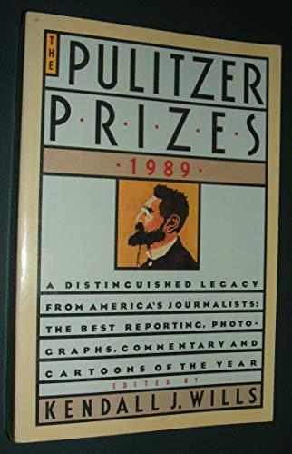 9780671687496: The Pulitzer prizes 1989