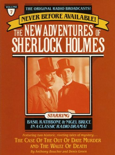 The New Adventures of Sherlock Holmes. The Case of the Out of Date Murder and The Waltz of Death