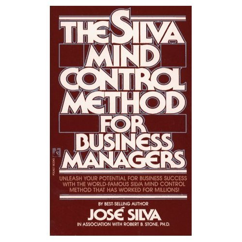 9780671688448: SILVA MIND CONTROL METHOD FOR BUSINESS MANAGERS