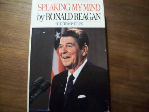 9780671688578: Speaking My Mind: Selected Speeches