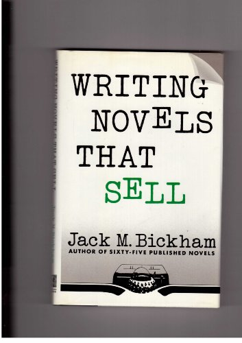 9780671688813: Writing novels that sell