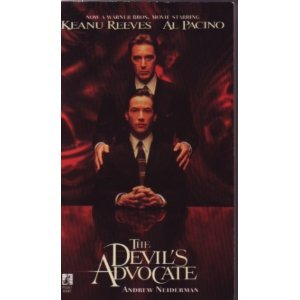 9780671689124: The DEVIL'S ADVOCATE