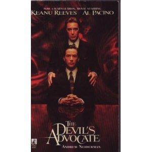 9780671689124: The DEVIL'S ADVOCATE