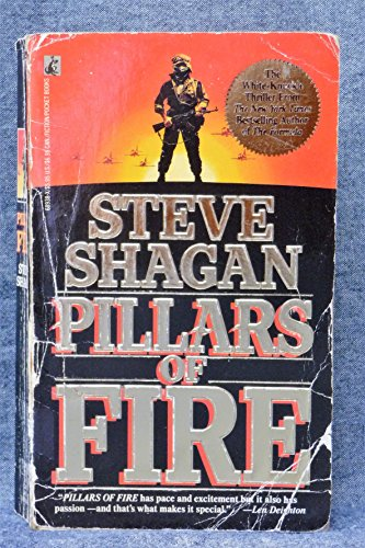 PILLARS OF FIRE: Shagan, Steve