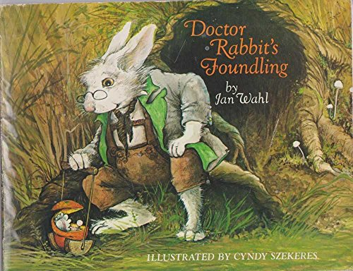 9780671690083: Doctor Rabbit's Foundling