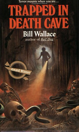 Trapped in Death Cave: Wallace, Bill