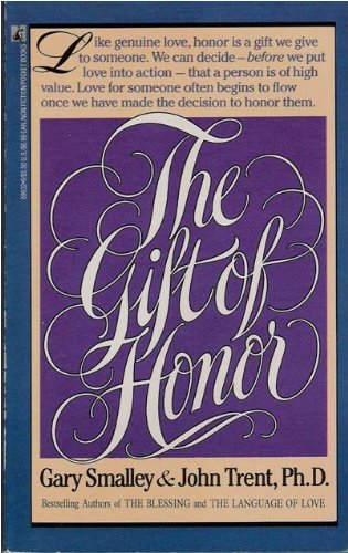 9780671690328: The Gift of Honor