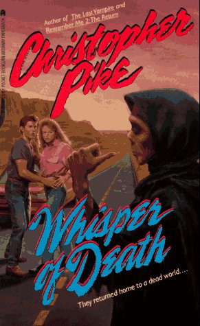 9780671690588: WHISPER OF DEATH