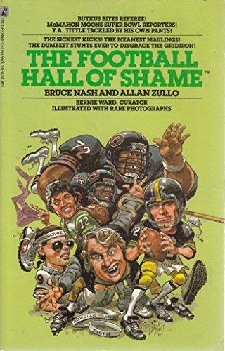 9780671691356: Football Hall of Shame