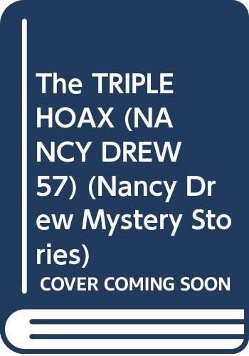 9780671691530: The Triple Hoax (Nancy Drew Mystery Stories)