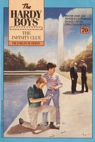 9780671691547: Infinity Clue (The Hardy Boys #70)