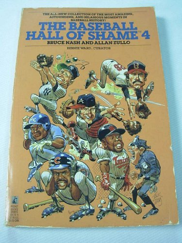 9780671691721: Baseball Hall of Shame IV