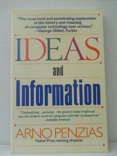 9780671691967: Ideas and Information