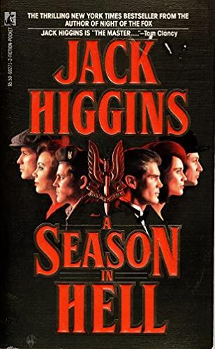 9780671692711: A Season in Hell