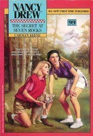The Secret at Seven Rocks (Nancy Drew #99): Carolyn Keene