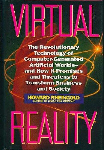 9780671693633: Virtual Reality