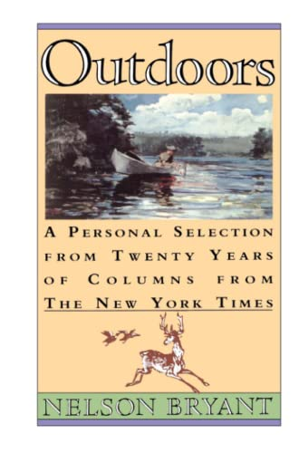 9780671693725: Outdoors: A Personal Selection from Twenty Years of Columns from the New York Times