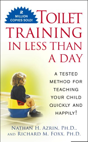 Toilet Training in Less Than a Day (0671693808) by Nathan Azrin