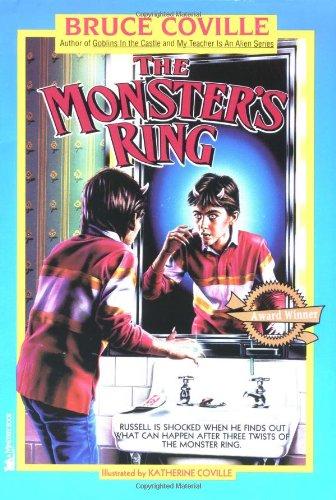 9780671693893: Monster's Ring