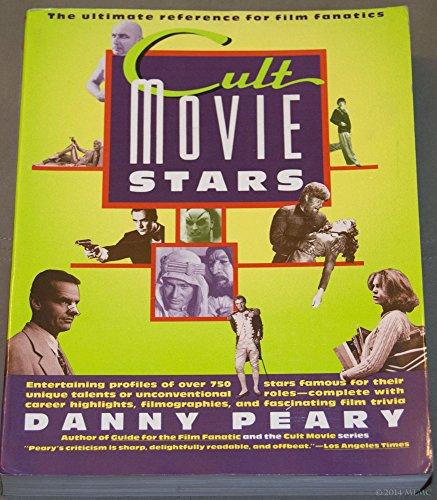 9780671693947: Cult Movie Stars