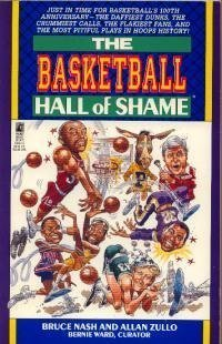 9780671694142: The Basketball Hall of Shame