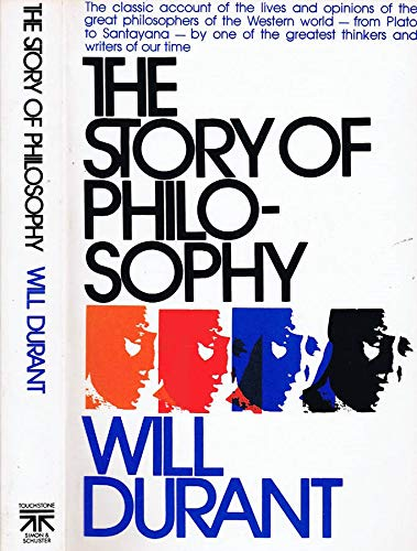 9780671695002: The Story of Philosophy: The Lives and Opinions of the Great Philosophers of the Western World (In Focus Biographies)