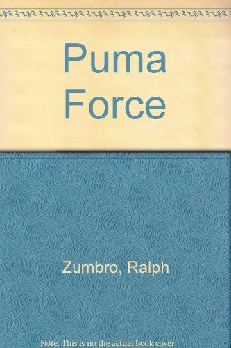 9780671695088: Puma Force
