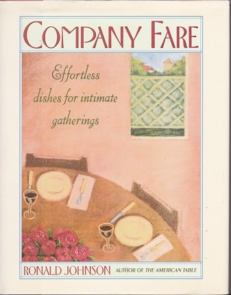 Company Fare: Ronald Johnson