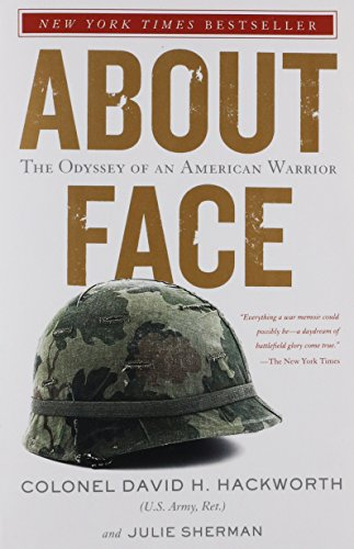 9780671695347: About Face: The Odyssey of an American Warrior