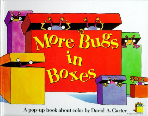 9780671695774: More Bugs in Boxes: A Pop Up Book about Color (Bugs in a Box Books)
