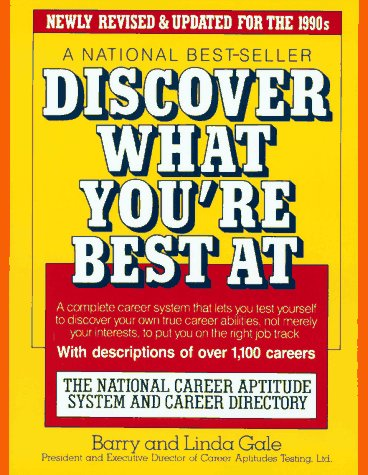 9780671695897: Discover What You're Best At