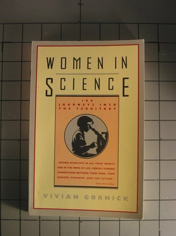 9780671695927: Women in Science: 100 Journeys into the Territory