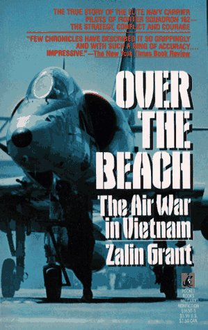 9780671696504: Over the Beach: The Air War in Vietnam