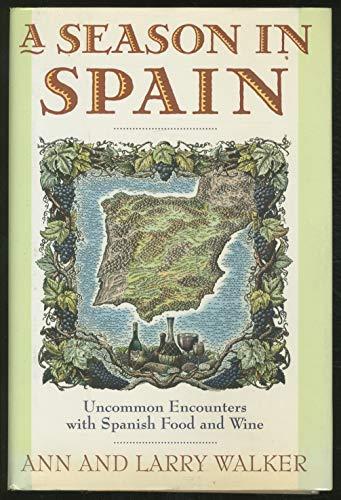 9780671696627: A Season in Spain (Fireside)