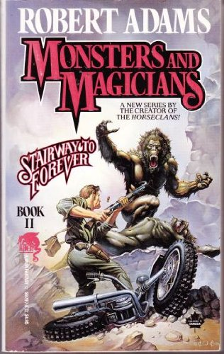 9780671697976: Monsters And Magicians (Stairway to Forever, No. 2)