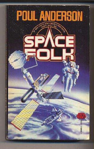 9780671698058: Space Folk