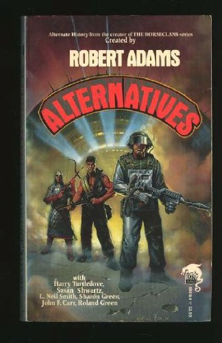 Alternatives - Stairway to Forever - Swords: Adams, Robert