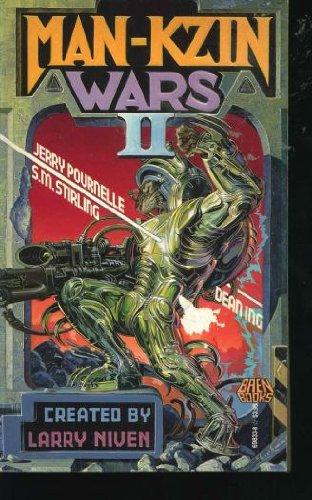 Man-Kzin Wars 2: Larry Niven, Jerry