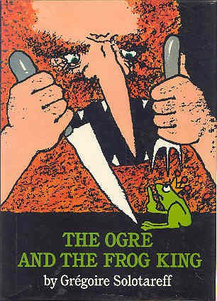 9780671698980: 'OGRE AND THE FROG KING, THE'