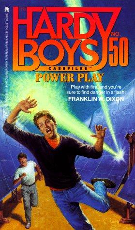 9780671700478: Power Play (The Hardy Boys Casefiles, No. 50)