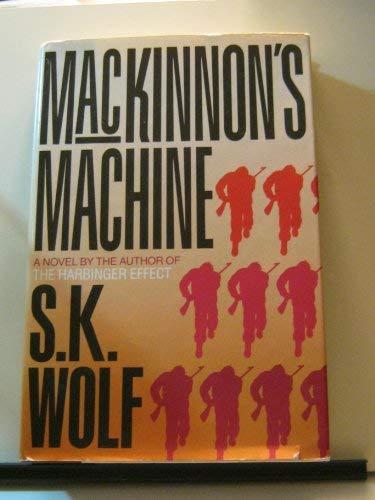 9780671700515: Mackinnon's Machine