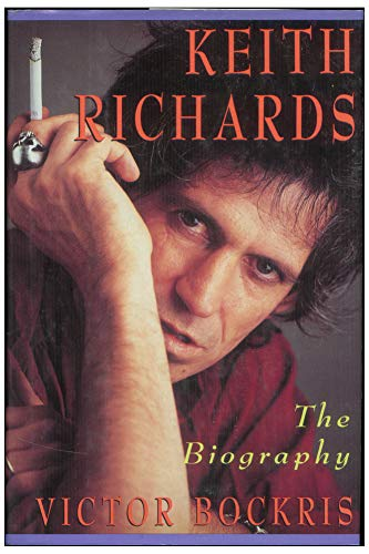 9780671700614: Keith Richards: The Biography