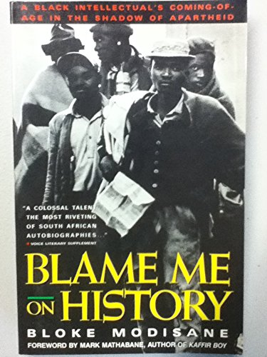 9780671700676: Blame Me on History